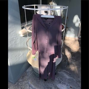 Other - Mauve Two-Piece Loungewear.  Size S